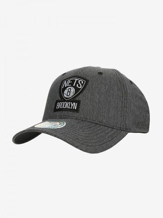 Boné Mitchell & Ness Brooklyn Nets