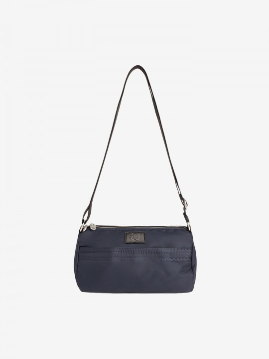 Fred Perry Cross Body Barrel Bag