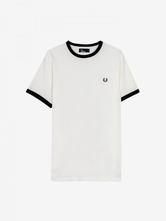 Fred Perry Ringer Tipped T-Shirt