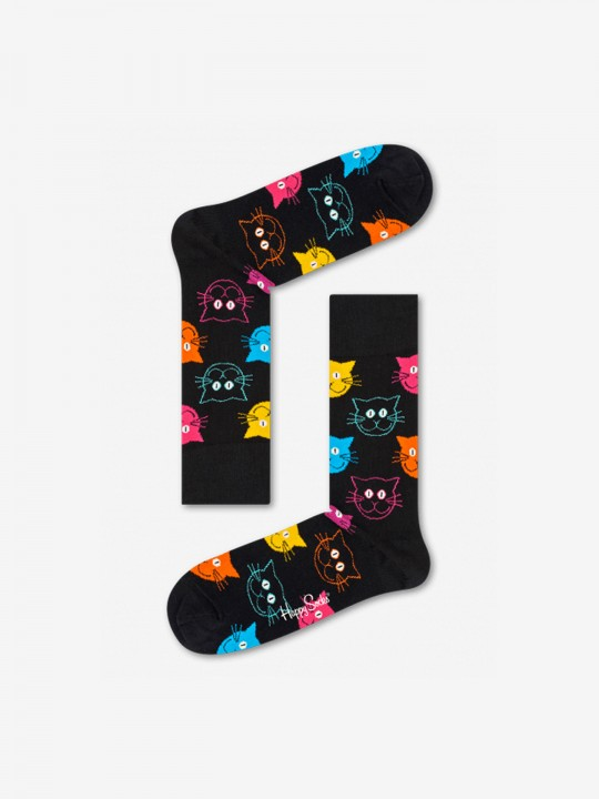 Meias Happy Socks Cat