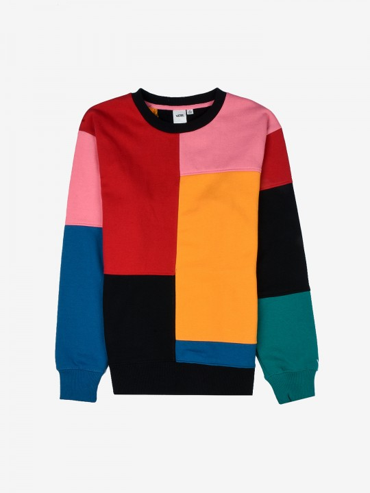 Vans Patchy Crew Sweat