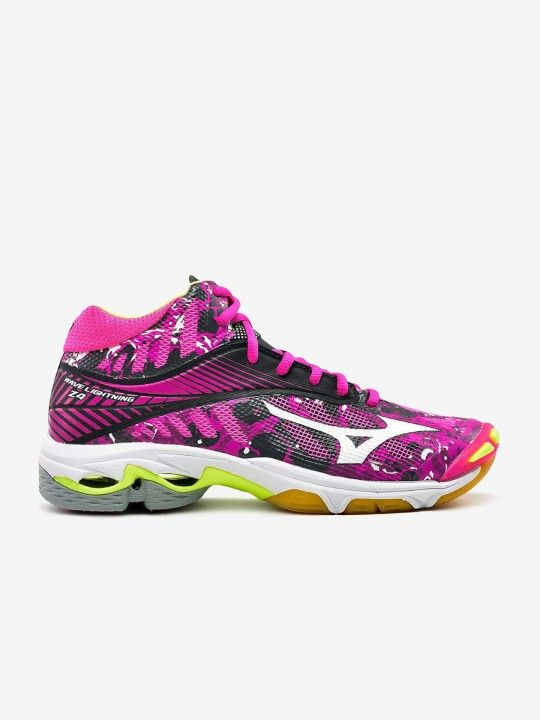 Mizuno Wave Lightning Z4 Mid Shoes