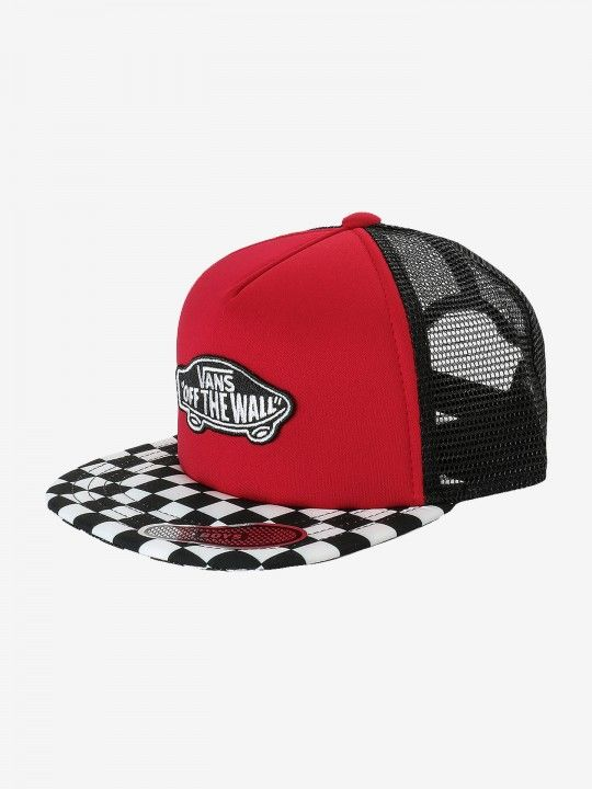 Boné Vans Classic Patch Trucker Plus