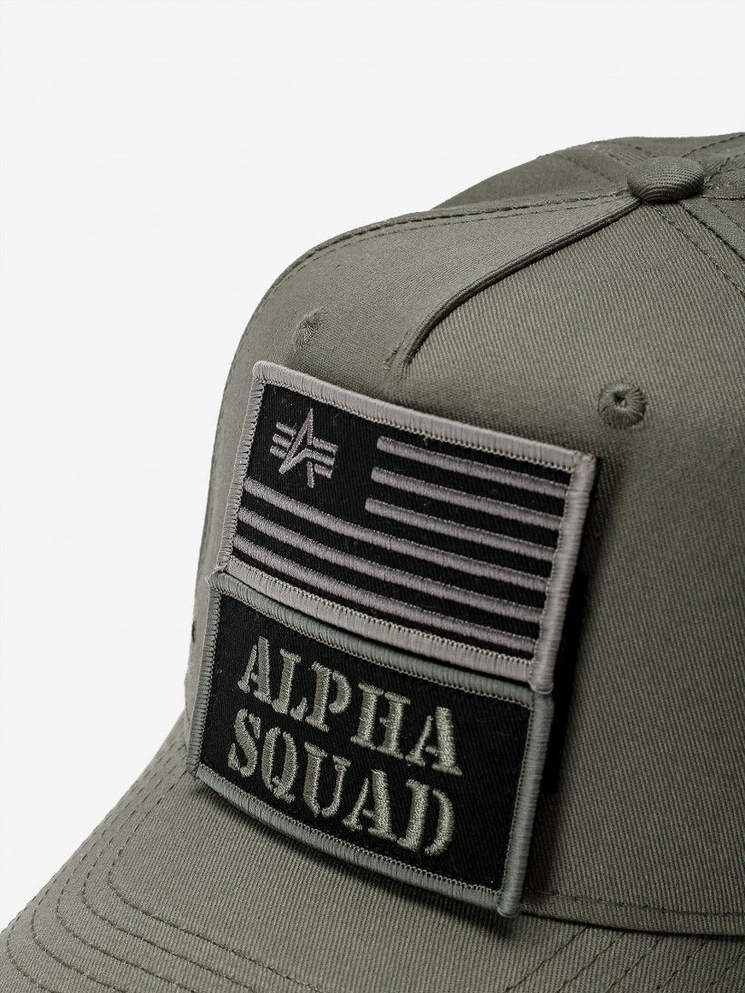 Alpha VLC Patch Hat