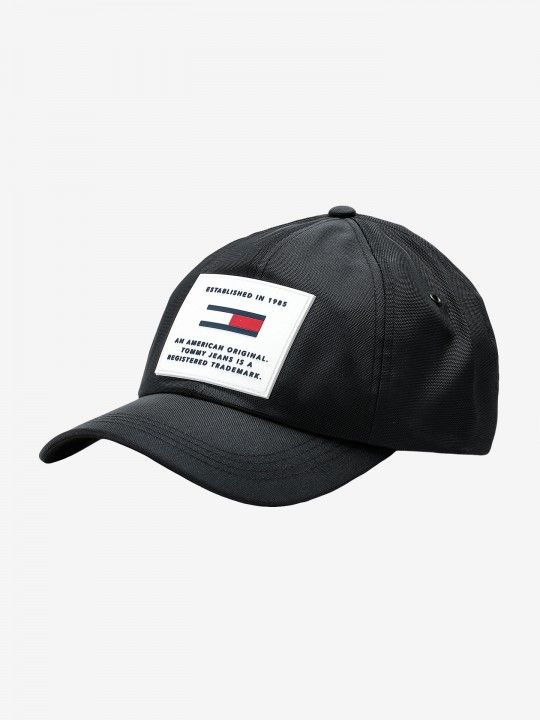 Tommy Hilfiger Big Logo Rubberripe Hat