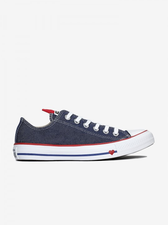 Sapatilhas Converse All Star Chuck Taylor Denim Love OX