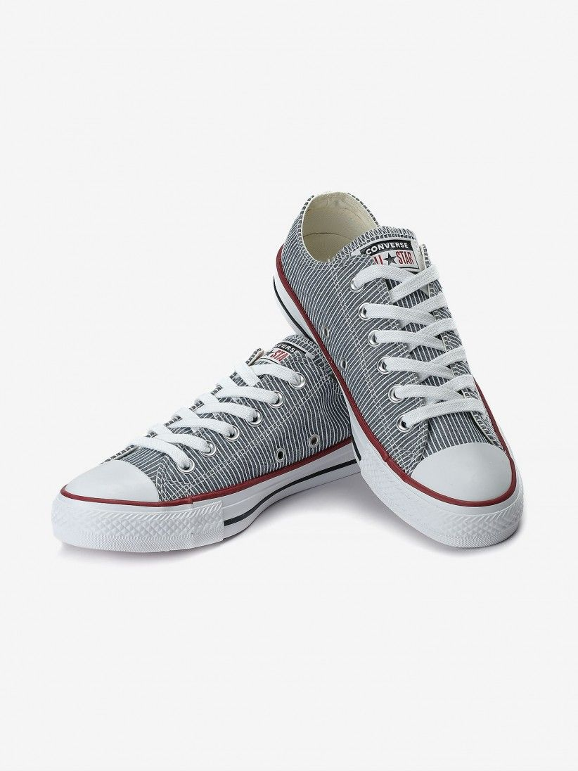 Converse Chuck Taylor All Star Stripes Low Top Sneakers