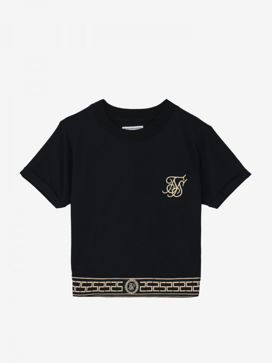T-Shirt Siksilk Athenas Cropped