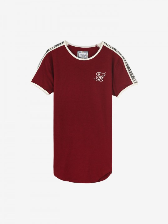 T-Shirt Siksilk Taped