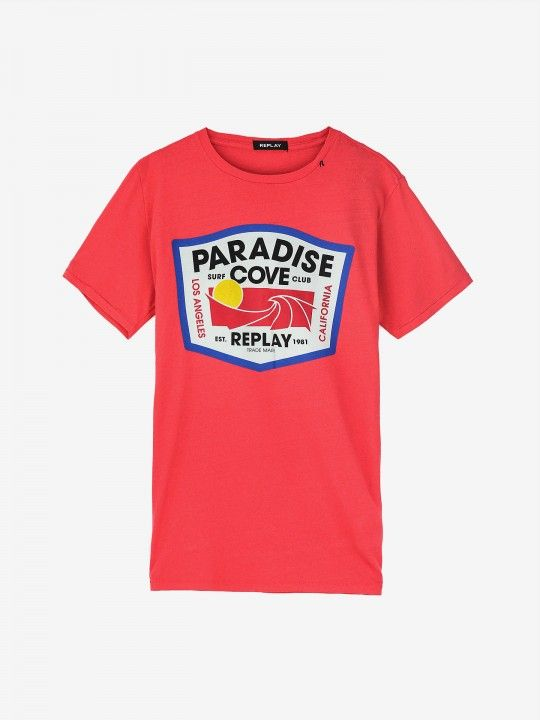 T-Shirt Replay Paradise