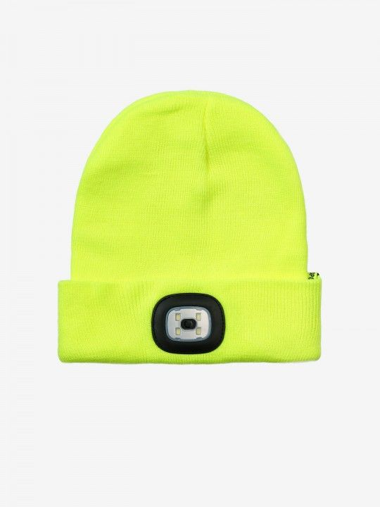 Night Run Beanie with Led Lights