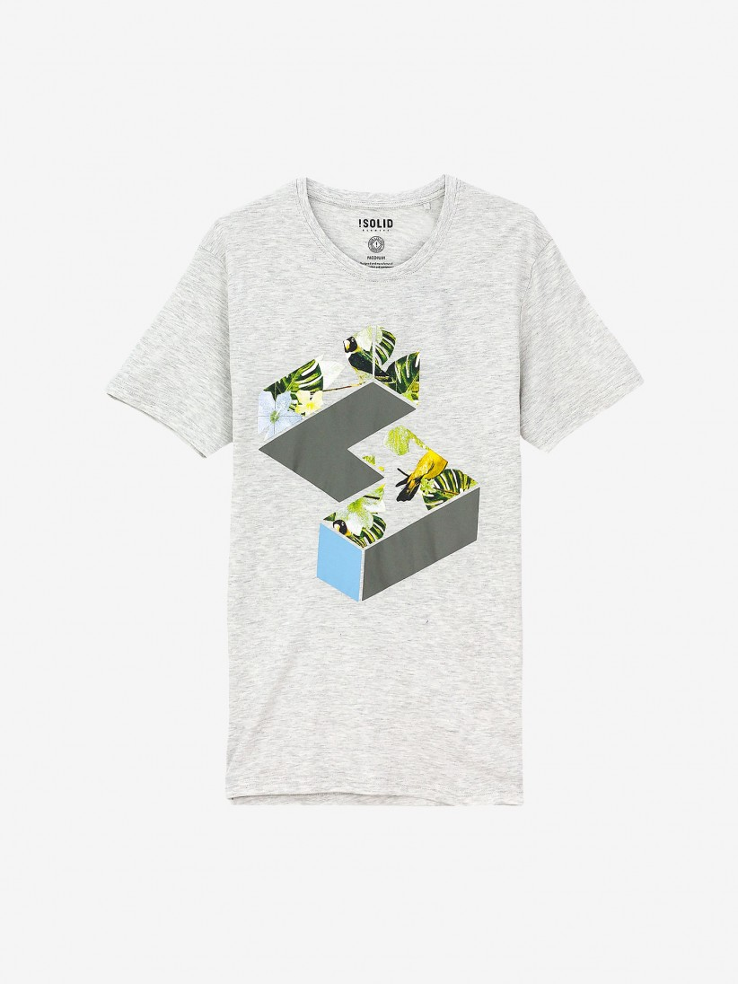 Solid Brian T-Shirt
