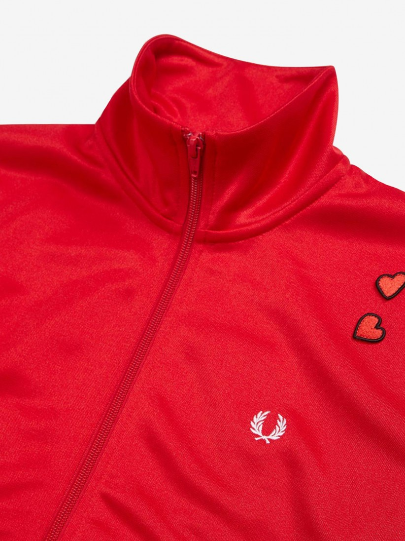 Fred Perry Amy Winehouse Bomber Jacket