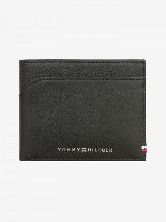 Carteira Tommy Hilfiger Contrast Small