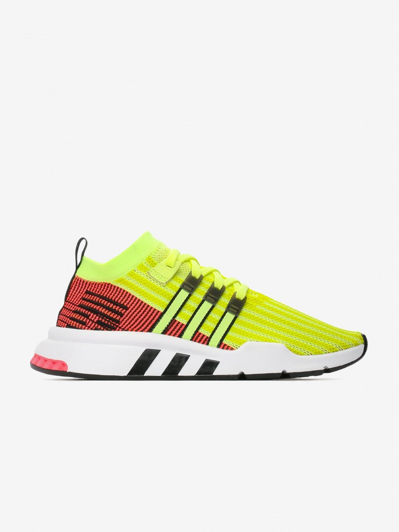 the best attitude 7dcc8 34f20 Adidas EQT Support Mid ADV Primeknit Shoes