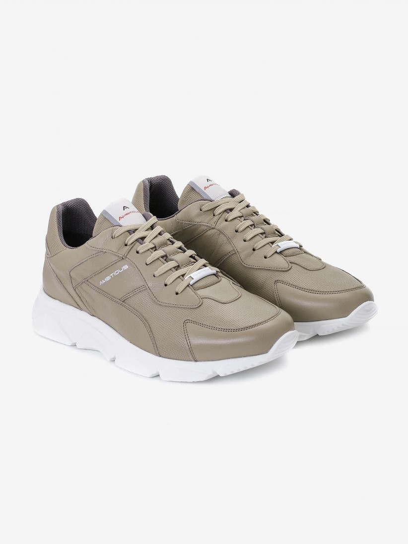 Ambitious Beige Sneakers