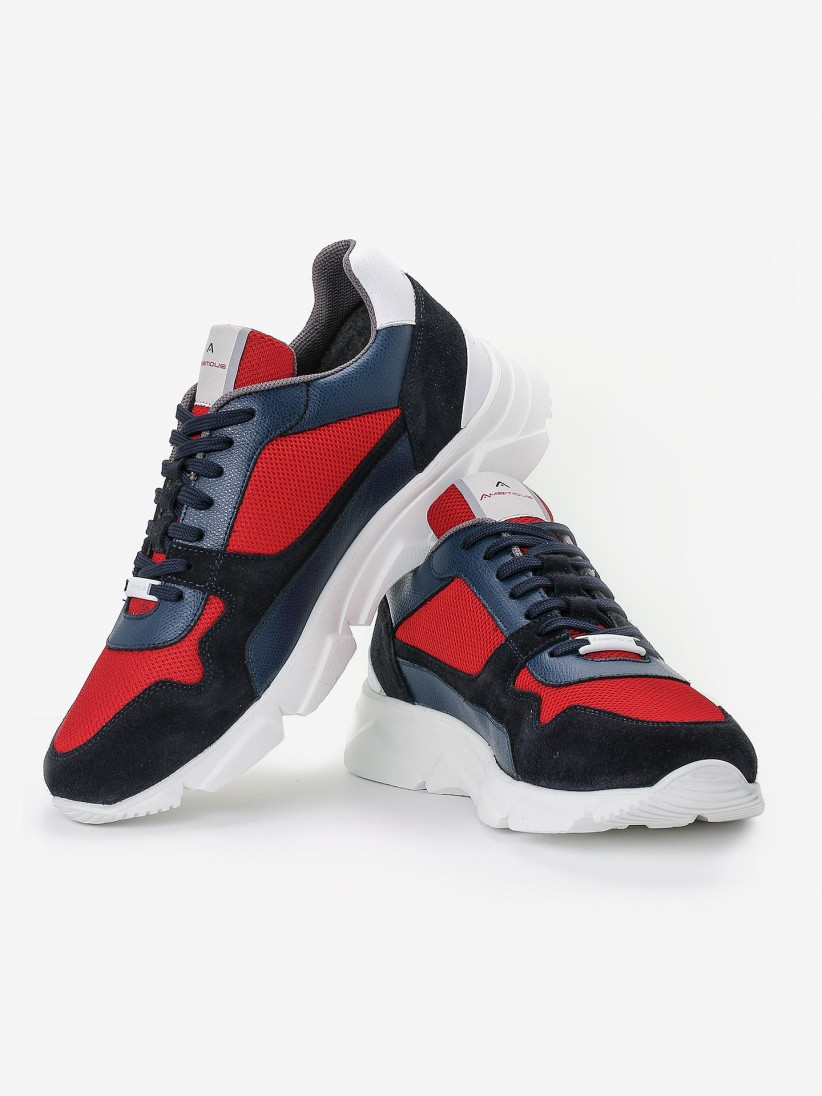 Ambitious Navy Sneakers