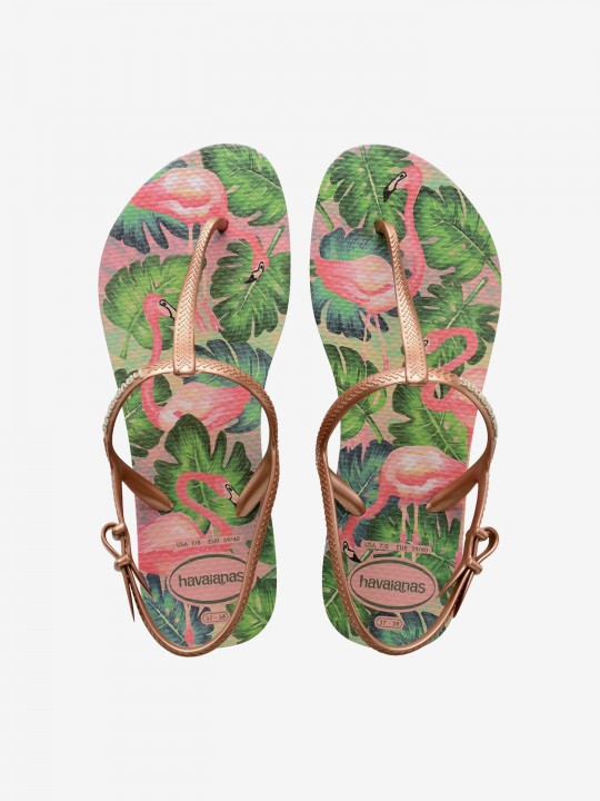 Havaianas Freedom Print Sandals