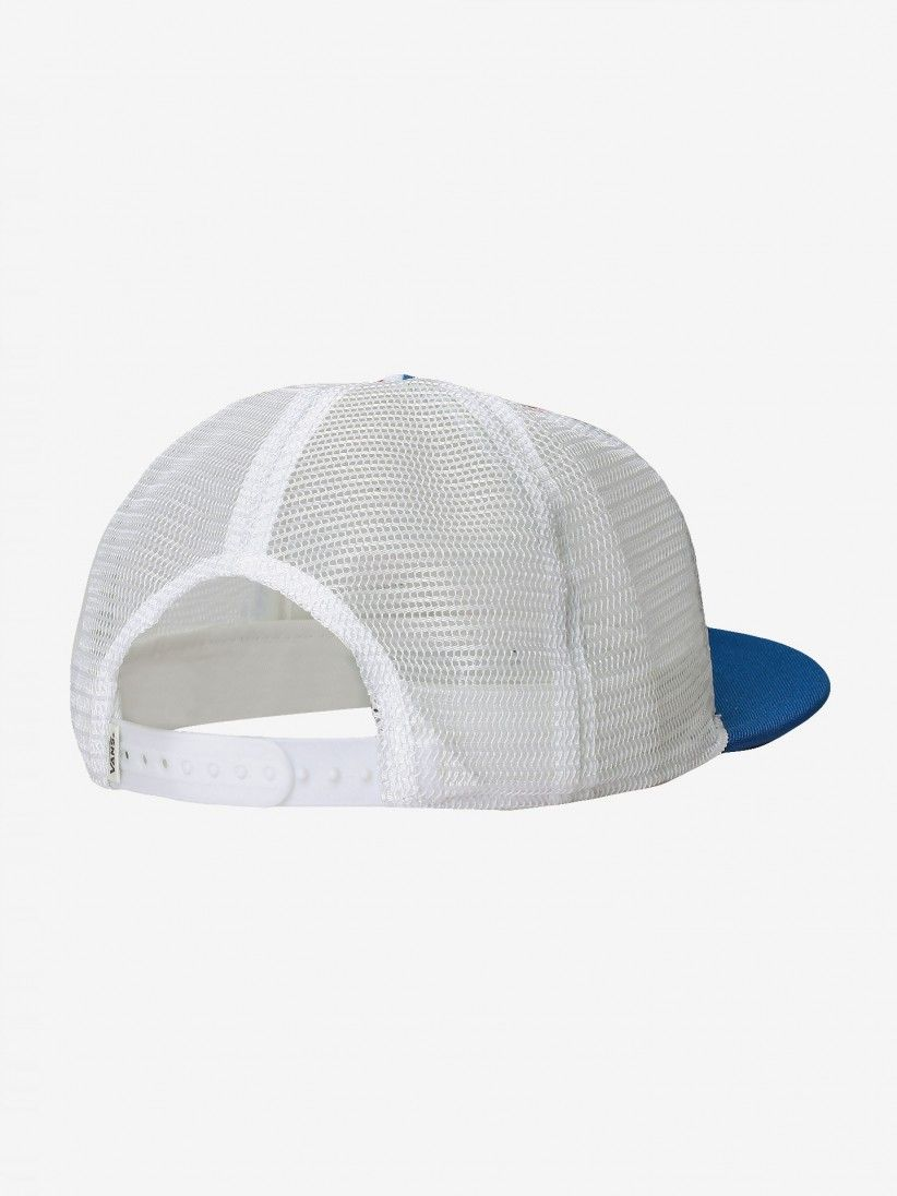 Boné Vans Beach Sound Trucker