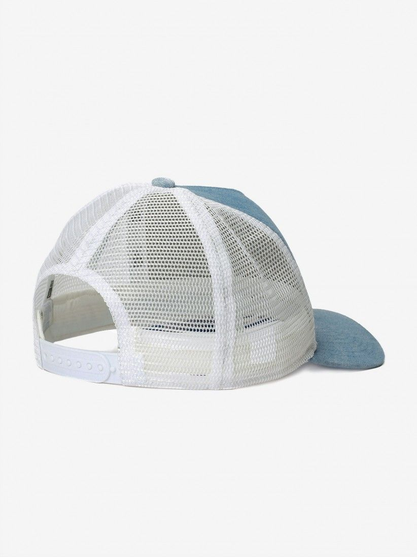 New Era Tie Dye A-Frame Trucker Hat