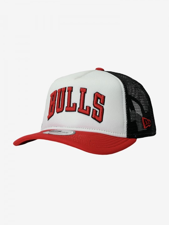 Gorra New Era Team Trucker Chicago Bulls