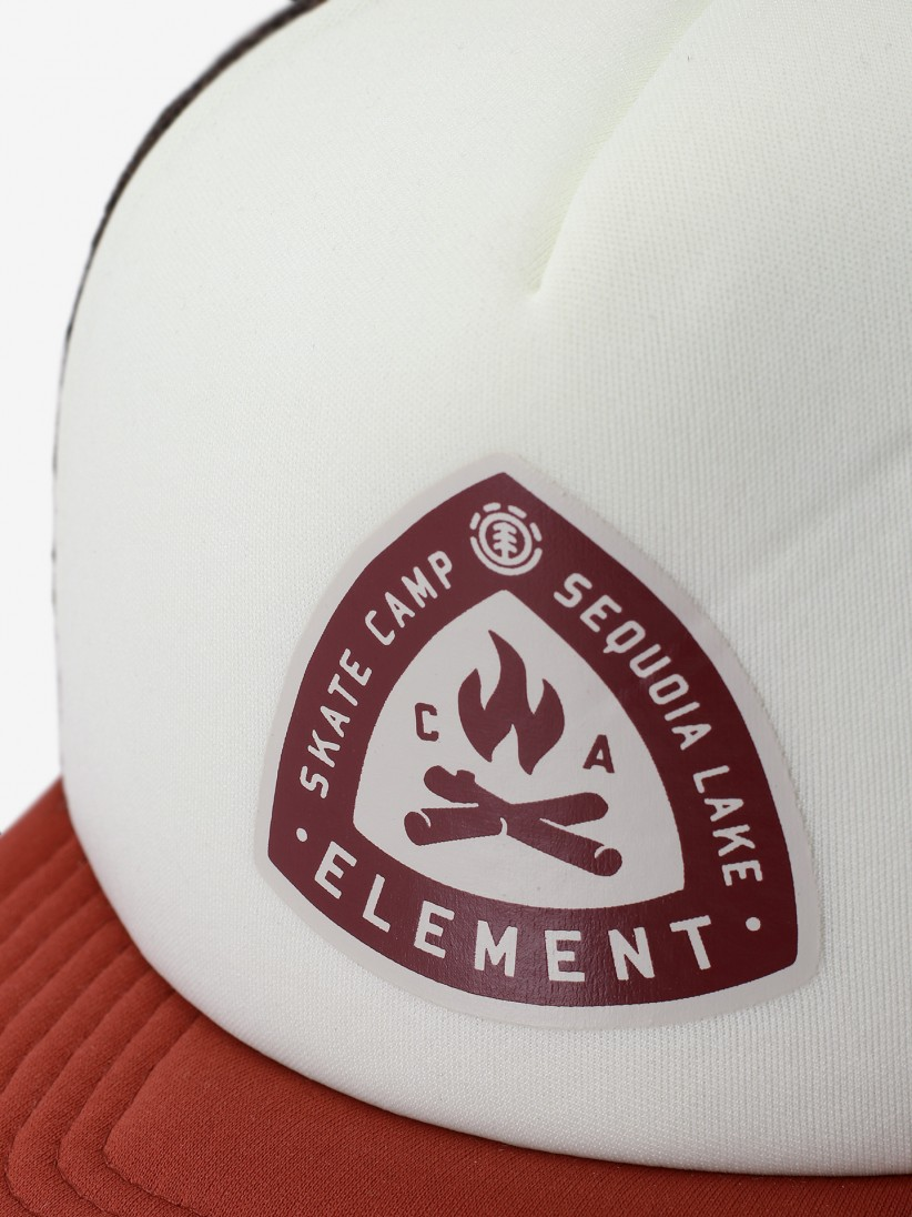 Boné Element Camp Trucker