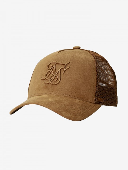 Siksilk Suede Bent Hat