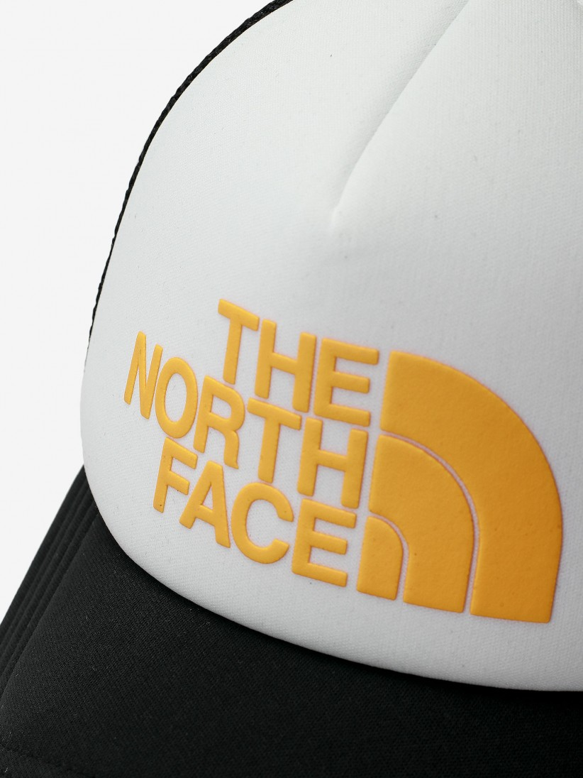 North Face Logo Hat
