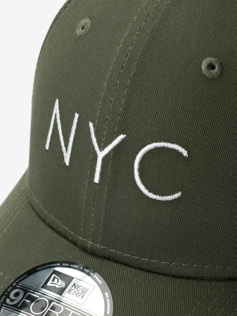 Boné New Era Essential 9Forty NYC