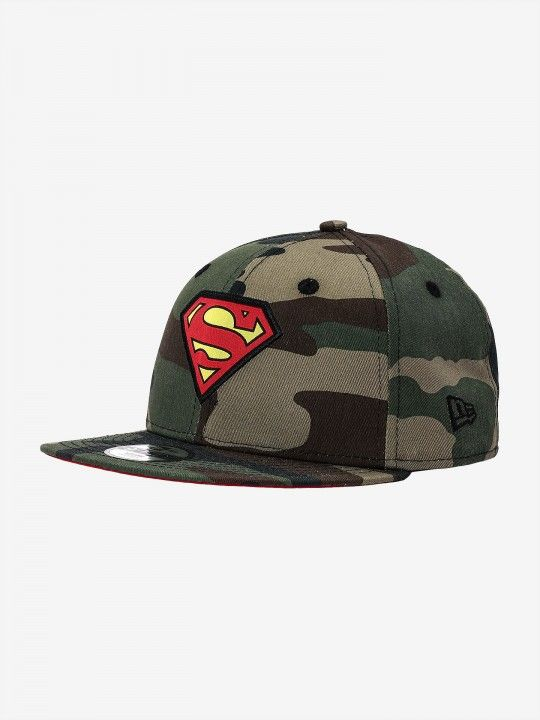 New Era Character 9Fifty Superman Hat