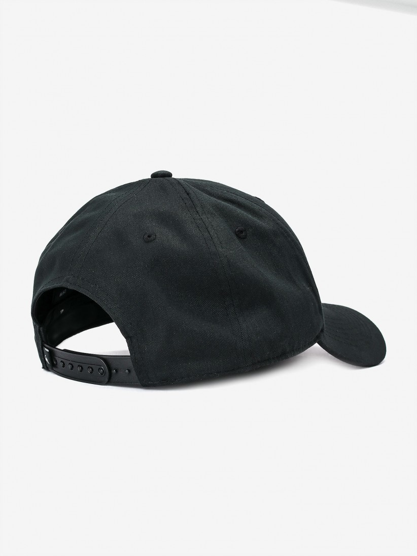 Quicksilver Glitch Snapback Hat