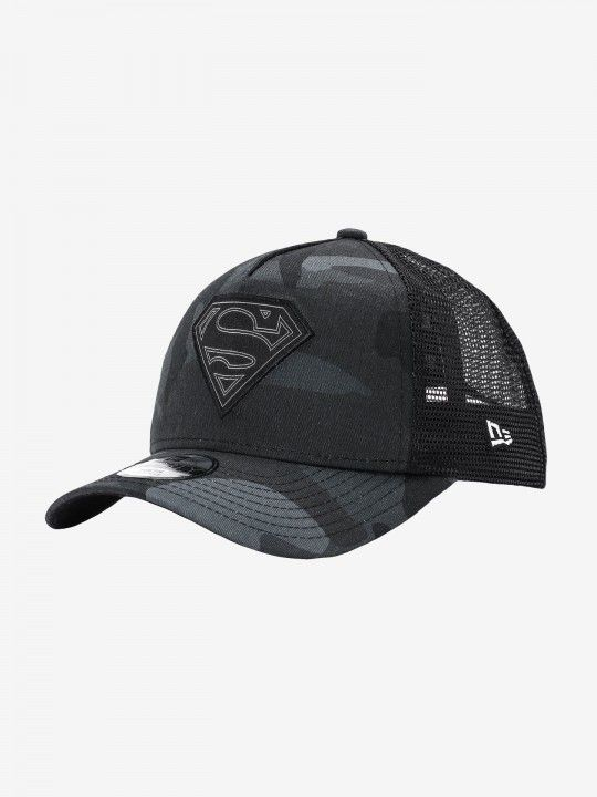 Gorra New Era Character Trucker Superman