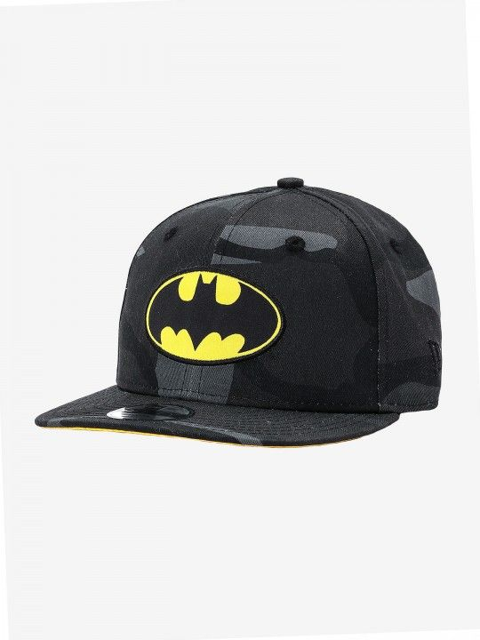 New Era Character 9Fifty Batman Hat
