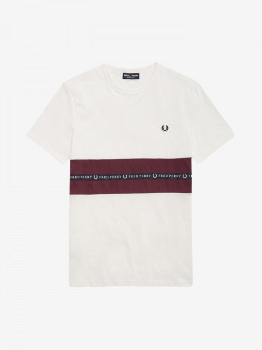 T-Shirt Fred Perry Sports Tape