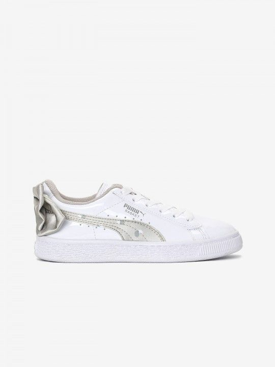 Puma Basket Bow Dots Sneakers