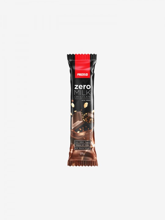 Prozis Zero Milk Chocolate with Cereals 27g