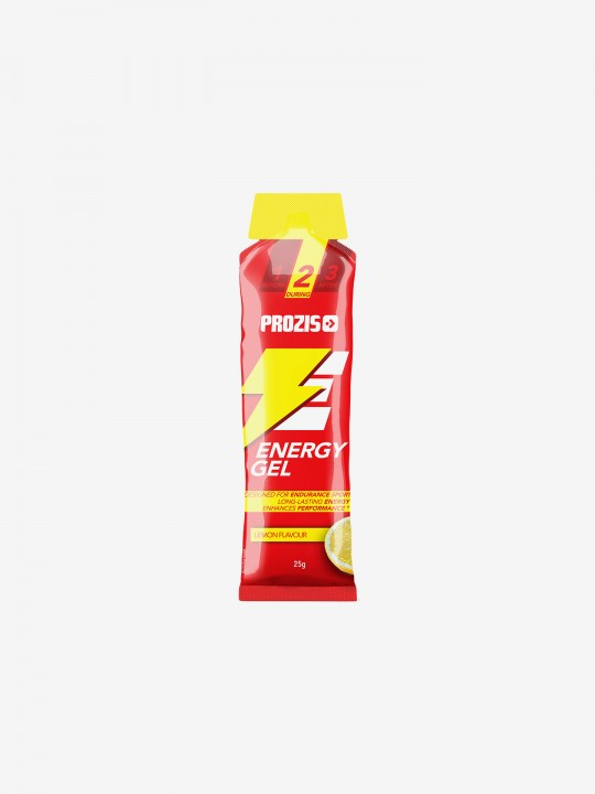 Prozis Energy Gel 25g Lemon