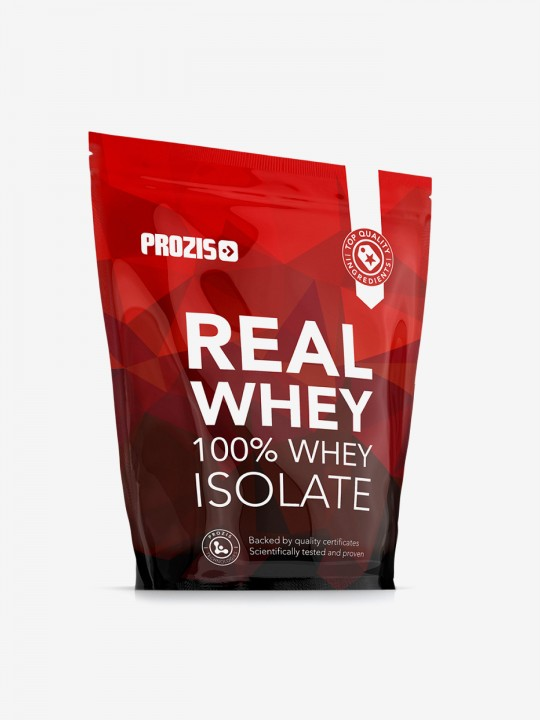 Prozis 100% Real Whey Protein 1000g - Chocolate