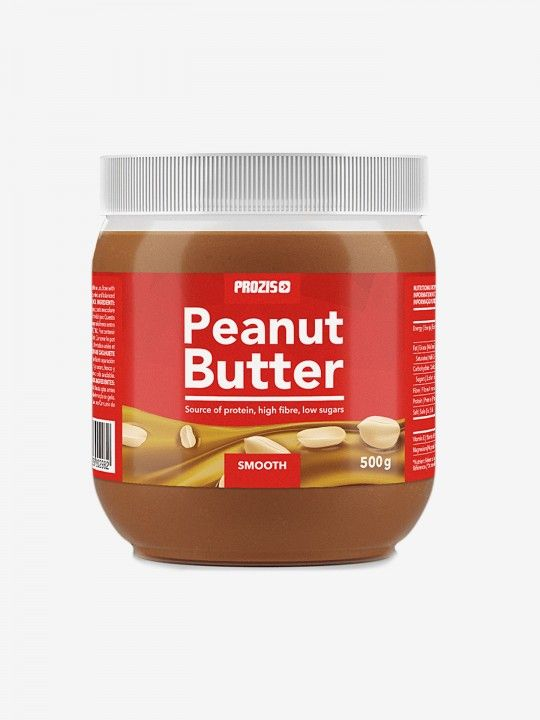 Prozis Peanut Butter 500gr - Smooth
