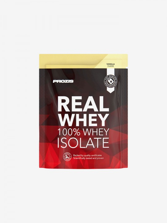 Prozis 100% Real Whey Isolate 25g - Baunilha
