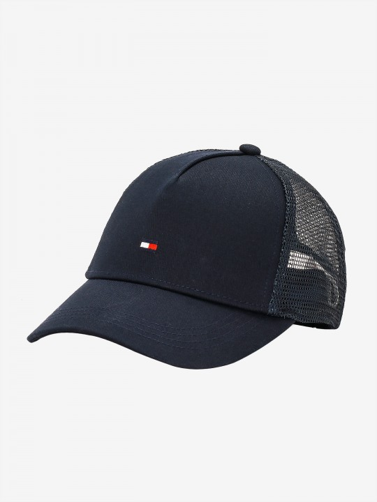 Tommy Hilfiger Trucker Flag Hat