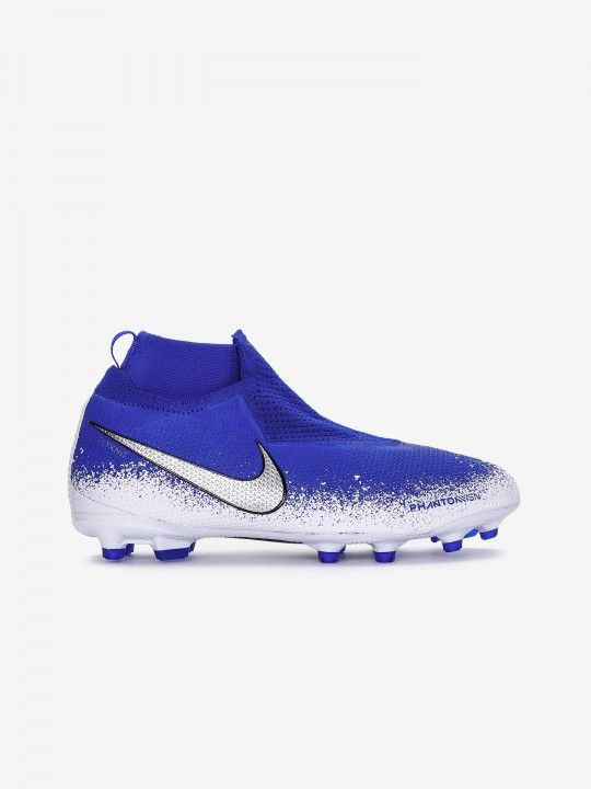 Chuteiras Nike Jr Phantom Vsn Elite DF FG/MG