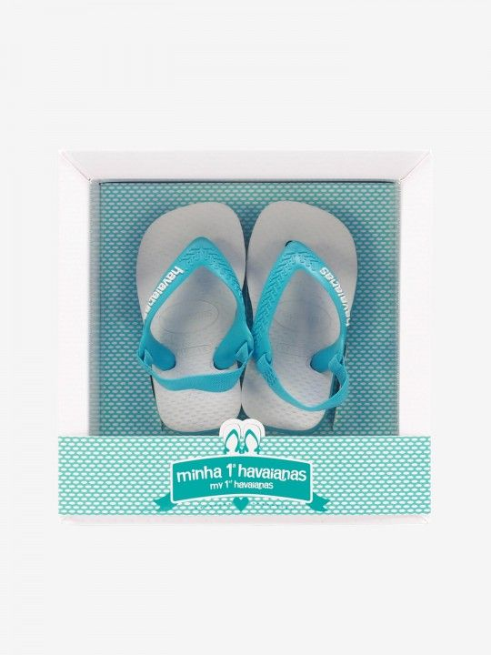 Chinelos Havaianas Baby Gift