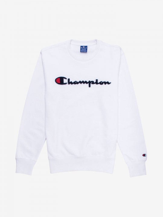 Champion Logo Sweater