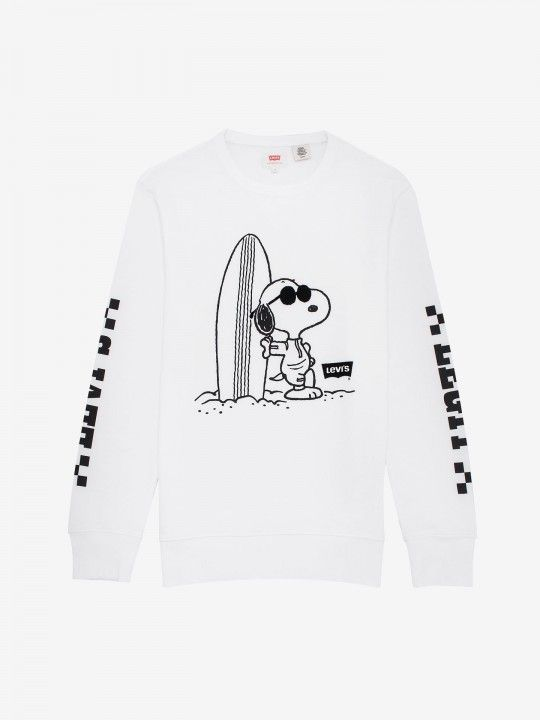 Levis Graphic B Sweater