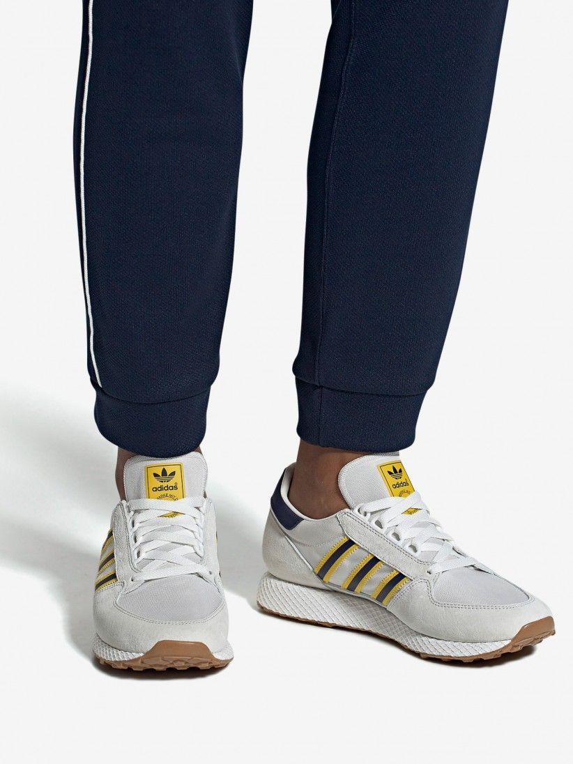 Adidas Forest Grove Sneakers   BZR