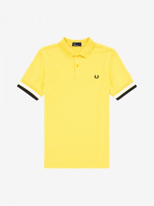 Polo Fred Perry Bold Cuff