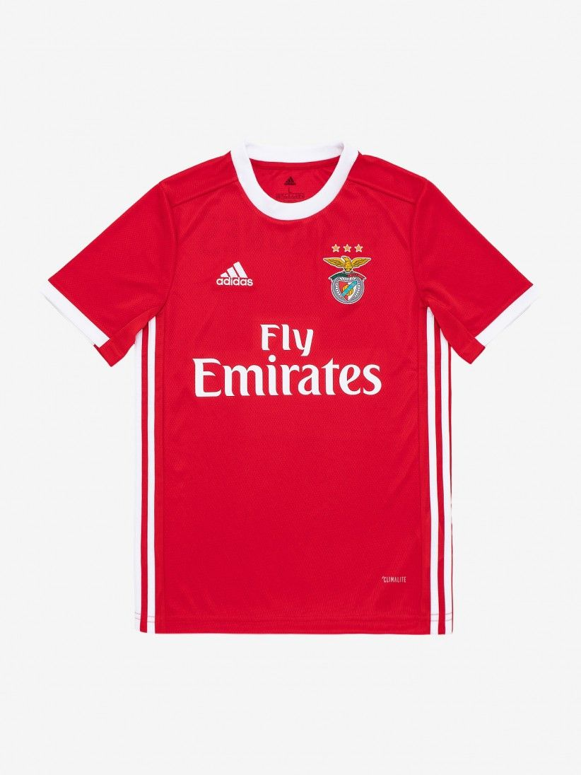 detailed pictures 2db4c 991f5 Adidas S. L. Benfica Home 19/20 Jersey