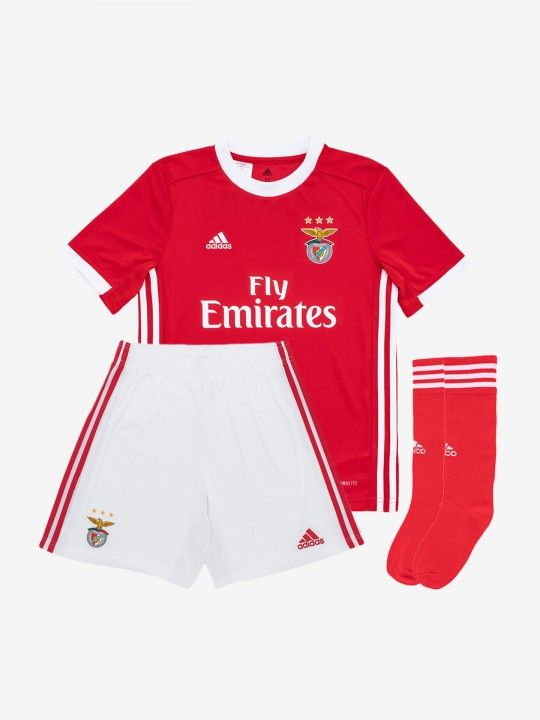 Equipamento S. L. Benfica Home Youth 19/20