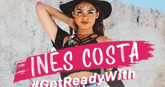 #GetReadyWith Inês Costa